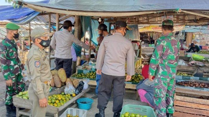 PPKM di Kabupaten Tapin, Satgas Covid-19 Komitmen Turunkan Lagi Ke Level 1