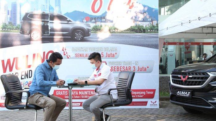 Program Operasi Tukar Wuling Hadir di Banjarmasin, Mudahkan Konsumen Dapatkan Mobil Canggih