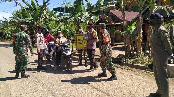 Covid-19 Turun Drastis, Operasi Yustisi di Tapin Tak Kendor