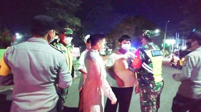 Jelang Idul Fitri 2021, Tim Gabungan Kabupaten HST Gencar Melaksanakan Operasi Yustisi