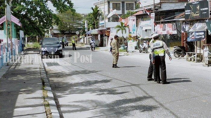 Palangkaraya Tertinggi Kasus Covid-19 di Kalteng, Operasi Yustisi Makin Gencar