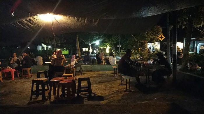Tim Satgas Palangkaraya Gelar Patroli, Kafe Tak Taat Jam Operasional Langsung Ditutup