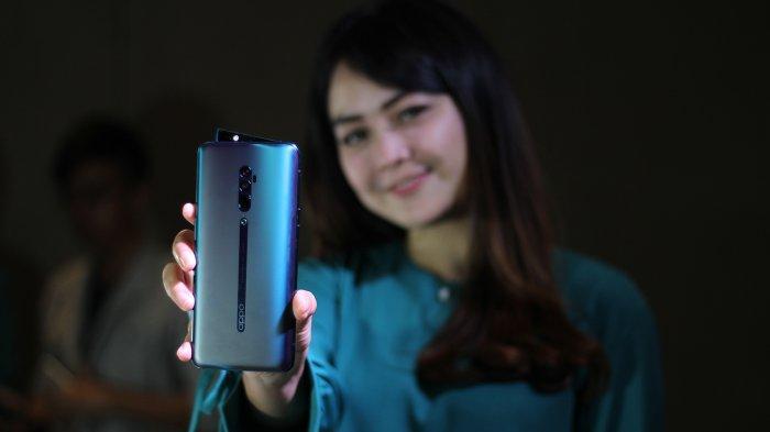 Harga OPPO Reno 10x Zoom Rp12 Jutaan, Reno Rp7 jutaan, OPPO Reno Series Diluncurkan di Indonesia