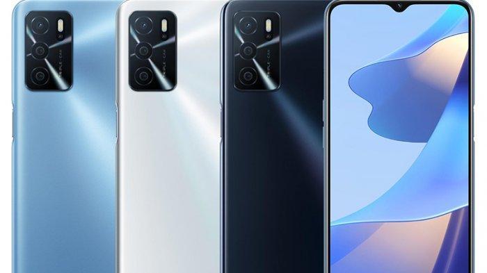 Harga dan Spesifikasi Oppo A16, Smartphone A Series Terbaru Oppo Resmi Dipasarkan di Indonesia
