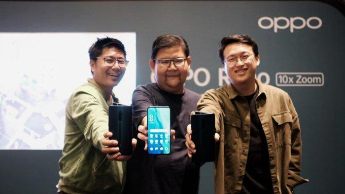 Duo Ponsel Oppo Reno Masuk Indonesia,  Ingin Punya?, Segini Harganya