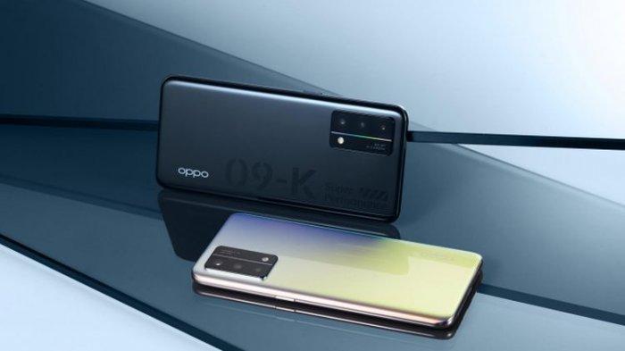 Pilihan Gadget Baru di 2021, Intip Harga Oppo K9 5G