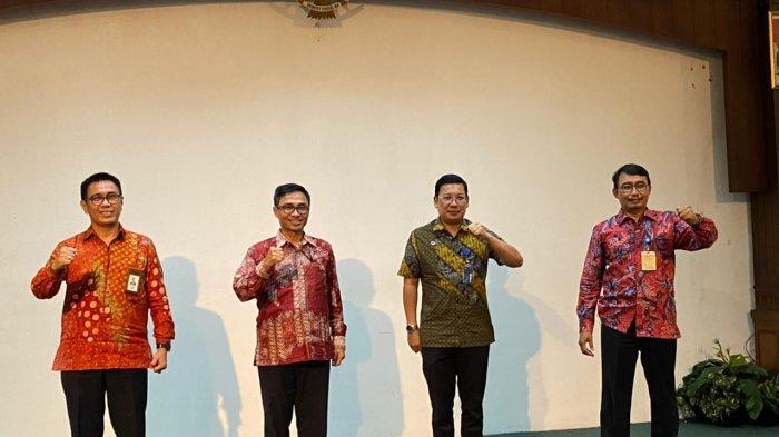 Optimalkan Pelayanan Kepada Nasabah, Bank Kalsel Gandeng PT Pos Indonesia