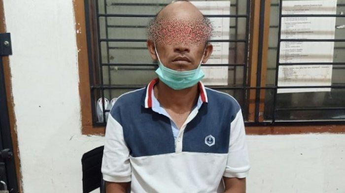Diduga Edarkan Sabu, Pria Sampit Kalteng Ini Diringkus di Dalam Kamar