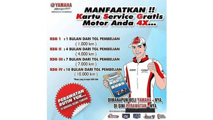 Perhatikan ini Setelah Membeli Motor Yamaha