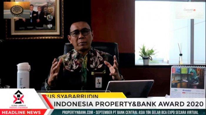 Bank Kalsel Raih Penghargaan Penyaluran KPR Subsidi Pada Indonesia Property & Bank Award 2020