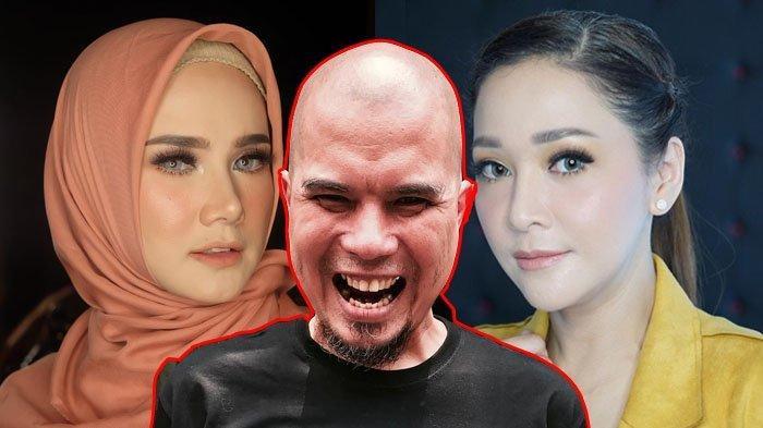 Sikap Maia Estianty Bertemu Mulan Jameela dan Ahmad Dhani Terekam di Acara Lamaran Atta & Aurel