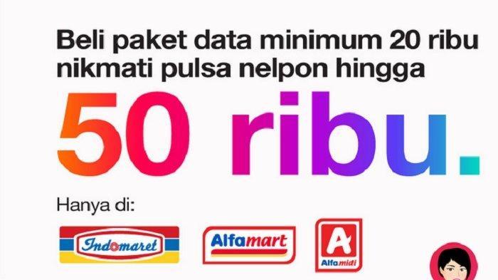 Operator seluler Tri Indonesia menghadirkan beragam paket internet murah bagi pelanggan. Paket internet murah dari Tri di antaranya ada paket Promo Isi Ulang Minimarket.