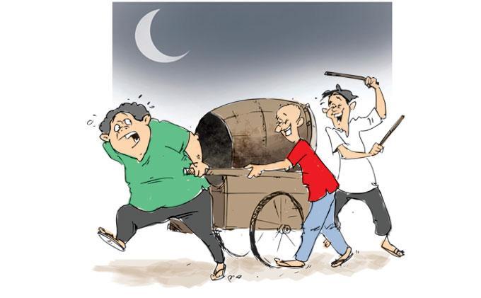 Sahur Dalam Keadaan Junub di Ramadhan 2021/1442 H, Begini Hukumnya dan Ikuti Cara Mandi Wajib