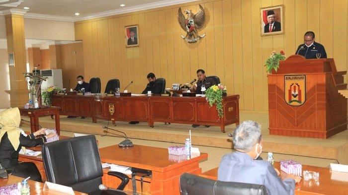 Pandangan Fraksi PKB dan PPP Mengenai RAPBD Banjarbaru Tahun 2021