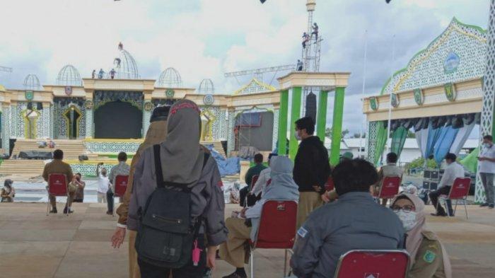 Terinfeksi Covid-19, Kafilah MTQ Nasional Provinsi Kalsel Asal HSS Pulang Hari Ini