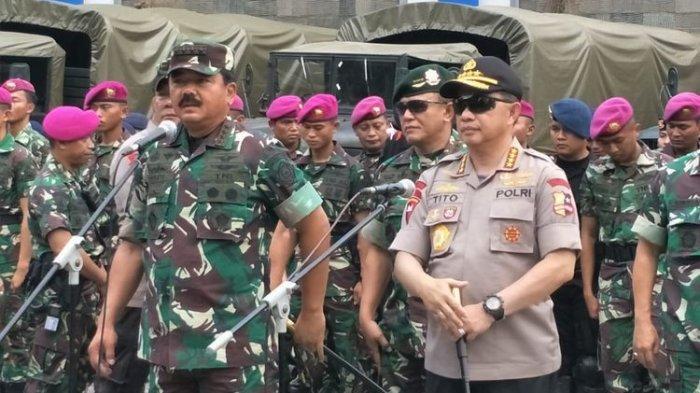 Amankan Pelantikan Presiden dan Wakil Presiden, TNI Kerahkan Drone dan Pesawat Jenis Boeing