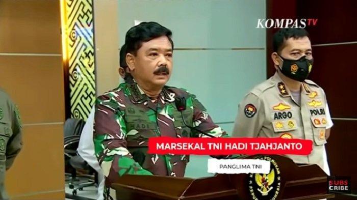 Panglima TNI Mendadak Mutasi 144 Pejabat Tingginya, dari Pati TNI AD, TNI AU hingga TNI AL