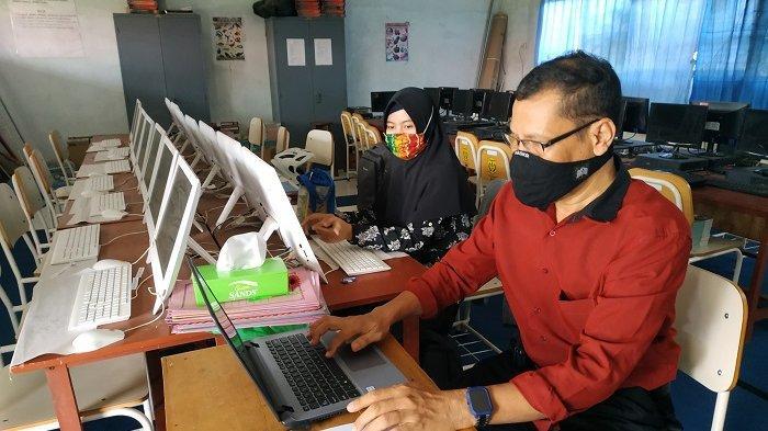 Terjadi Setiap Tahun, Beberapa SMPN di Banjarmasin Belum Penuhi Kuota