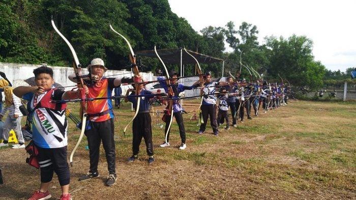 Siapkan 11 Pemanah Muda di Popda Kalsel 2021, Perpani Banjarbaru Andalkan Nomor Recurve dan Standard