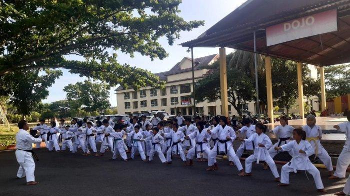 Karateka Shotokai Kalsel Siap Juarai Event di India