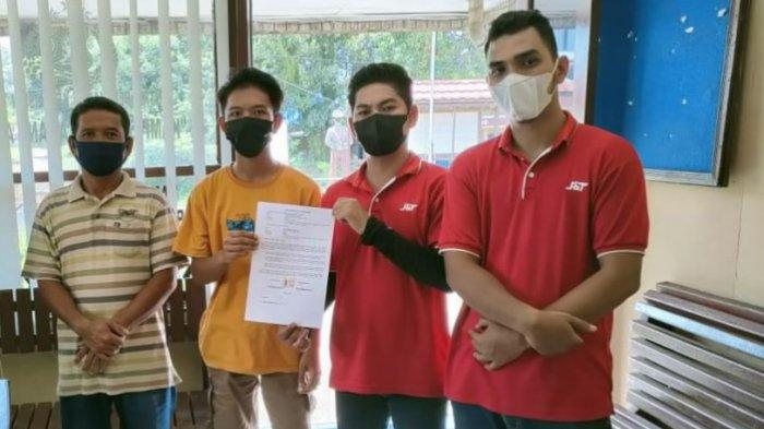 Para Pelaku Video Hoax Pemalakan di Jalan Trans Kalimantan Sampit-Palangkaraya Berdamai