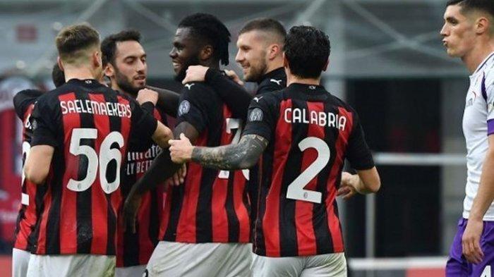 Jadwal Liga Italia Siaran Live RCTI Malam Ini Fiorentina vs Milan & Roma vs Napoli, Juventus di Bein
