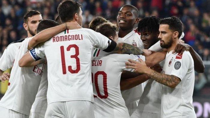 AC Milan Garuk-garuk Kepala, 4 Pemain Pesakitan Malah Kompak Cetak Gol buat Negaranya