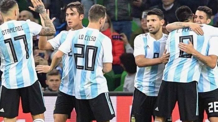 Daftar Pemain Argentina vs Australia di Laga Sepakbola Olimpiade 2021, Tim Tango Target Emas Ketiga