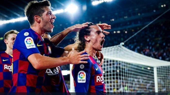 FAKTA Grup Neraka di Liga Champions 2019-2020 - dari Barcelona, Inter hingga Dortmund di Grup F
