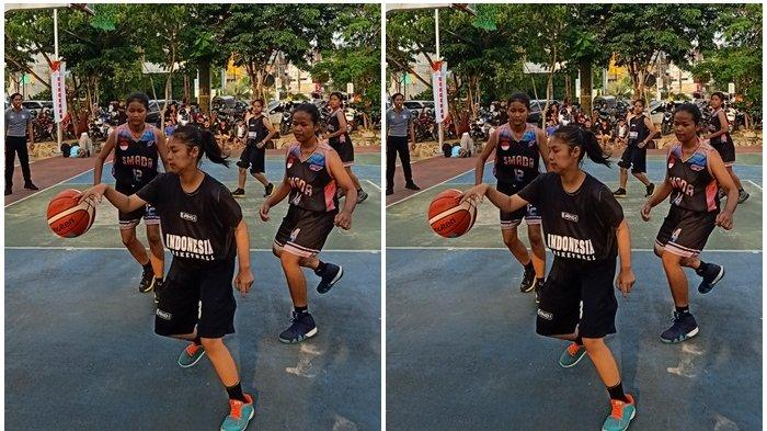 Sukses dengan Event Basket 3 Lawan 3, Dispora Kalsel Akan Menggelar Kembali Tahun Depan