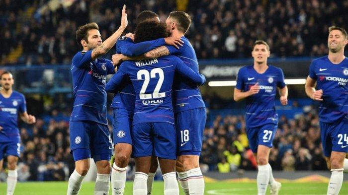 Hasil Chelsea vs BATE Borisov Liga Europa - Chelsea Kokoh di Puncak Usai Bintang Muda Hat-trick