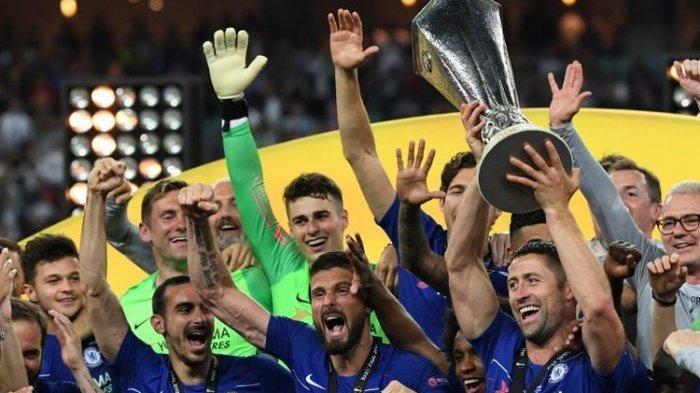 Fakta-fakta Laga Chelsea Vs Arsenal di Final Liga Europa 2018-2019, Kegagalan Unai Emery!