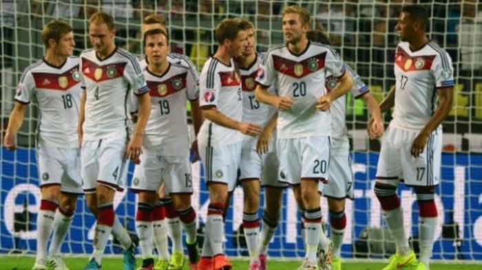 Hasil Kualifikasi Piala Dunia, Jerman vs Rumania, Muller Jadi Pahlawan The Panzer Sempat Tertinggal