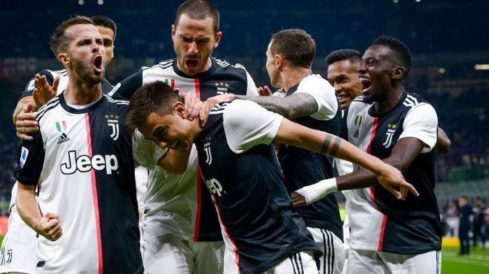 Hasil Liga Italia Lecce vs Juventus, Cristiano Ronaldo Absen, Juventus Ditahan Imbang, Skor 1-1