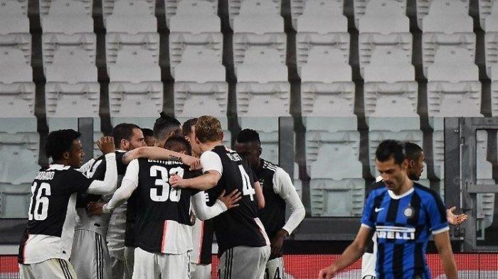 Wanti-wanti Conte untuk Skuat Inter Milan saat Lawan Juventus di Leg 2 Semifinal Coppa Italia