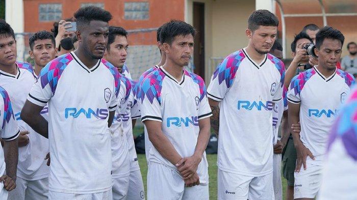 SEDANG BERLANGSUNG Live Streaming Liga 2 RANS Cilegon vs Perserang, Klub Raffi Ahmad Ingin Menang