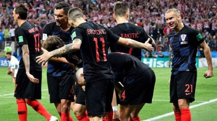 Ternyata Kroasia Negara dengan Peringkat FIFA Terendah, Tapi Bisa ke Final Piala Dunia 2018