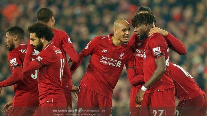 Hasil Akhir Fulham vs Liverpool di Liga Inggris, Skor Akhir 1-2, The Reds Puncaki Klasemen