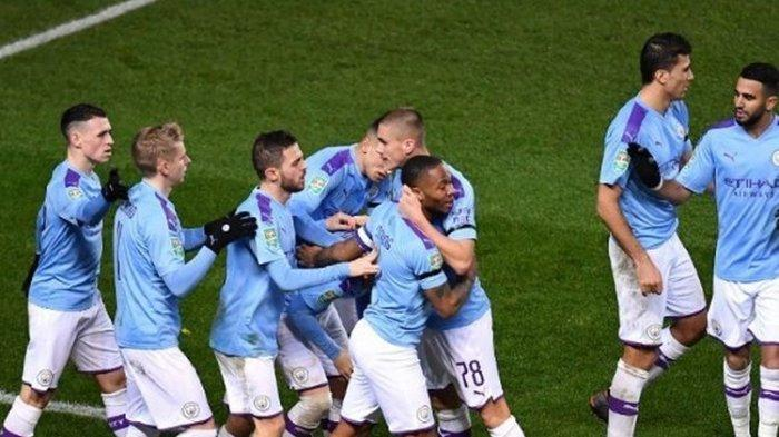 LIVE RCTI + : Link Live Streaming Man City vs Port Vale, Live TV Online Bein Sports 1 FA Cup