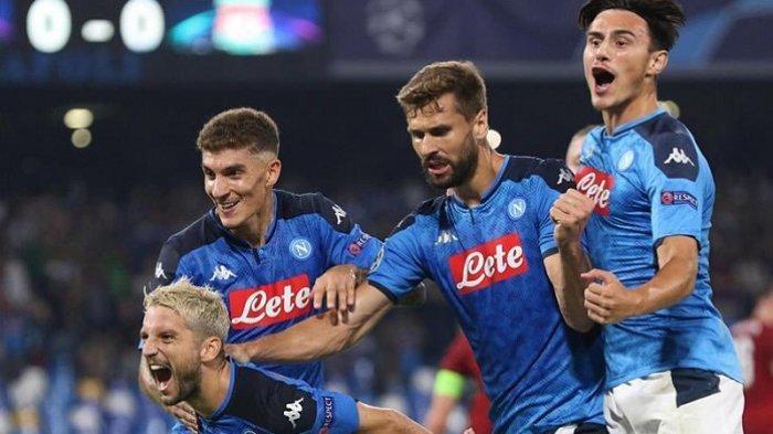 Live Beinsports 2! Link Live Streaming Napoli vs Brescia di TV Online Liga Italia, Balotelli Main