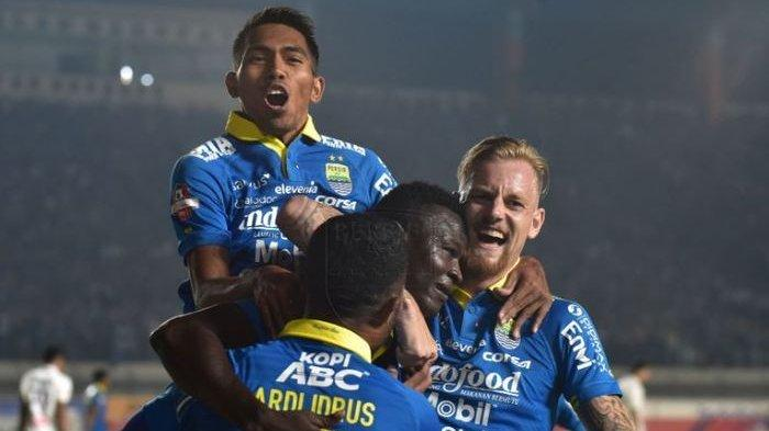 BERLANGSUNG Link Indosiar! Live Streaming Persib Bandung vs PSS Sleman, Live TV Online Liga 1 2020