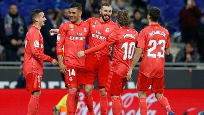 LINK Espanyol vs Real Madrid Live Streaming TV Online Bein Sports 2 Liga Spanyol, Gusur Barcelona!