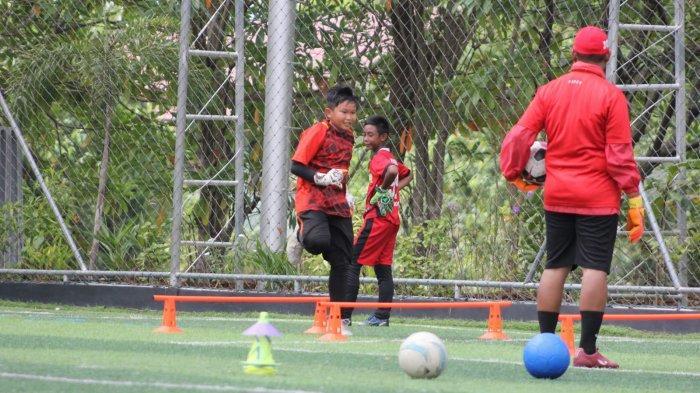 SSB Alam Hijau Banjarmasin Tekankan Game Play dan Kekompakan dalam Sesi Latihan
