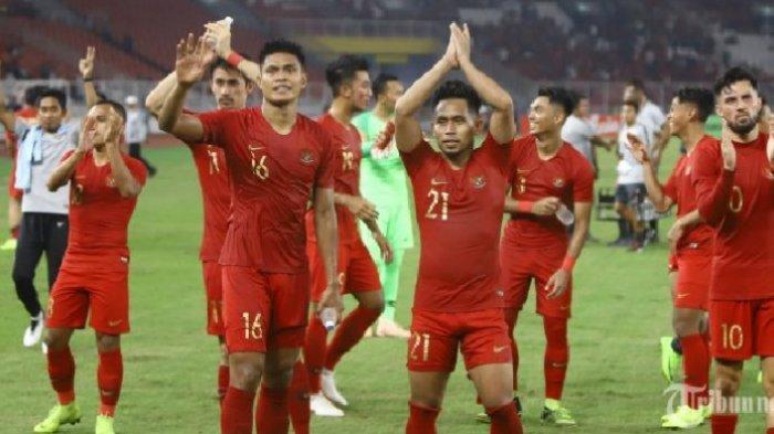 Timnas Indonesia Dirilis AFC Masih Berlaga di Piala AFF 2018 Usai Hasil Malaysia vs Thailand