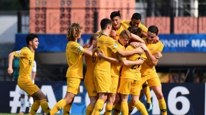 Timnas U-16 Indonesia Vs Australia Piala AFC U-16 2018 - Waspada 'Peran' Wasit di Laga Australia