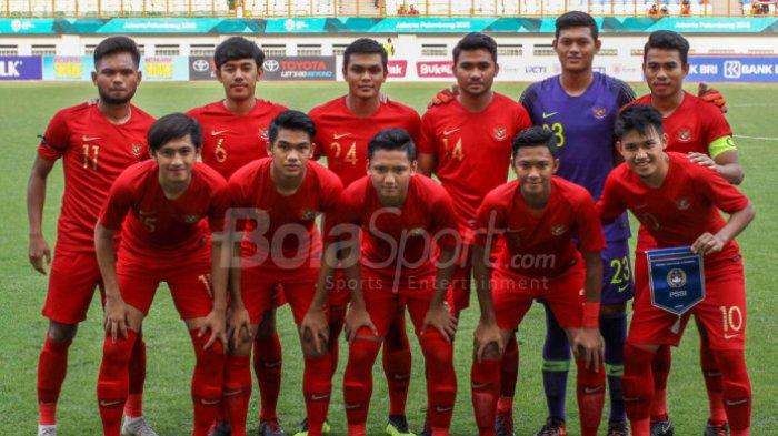 Hasil Timnas U-19 Indonesia vs Jepang Piala AFC U-19 2018 : Skor Babak Pertama 0-1, Gol Spektakuler