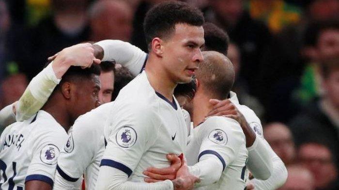 LIVE Streaming TV Online Leipzig vs Tottenham & Valencia vs Atalanta Liga Champion, Link Vidio.com