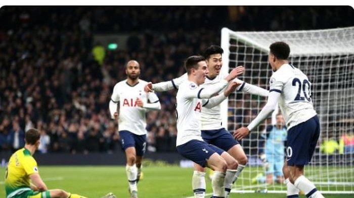 LIVE Streaming TV Online Tottenham vs Leipzig di Liga Champions, Siaran Langsung SCTV