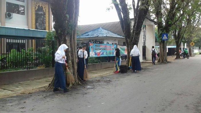PPDB SMP Banjarbaru 2021,Kuota Sekolah Favorit Dikurangi Jadi 9 Rombel
