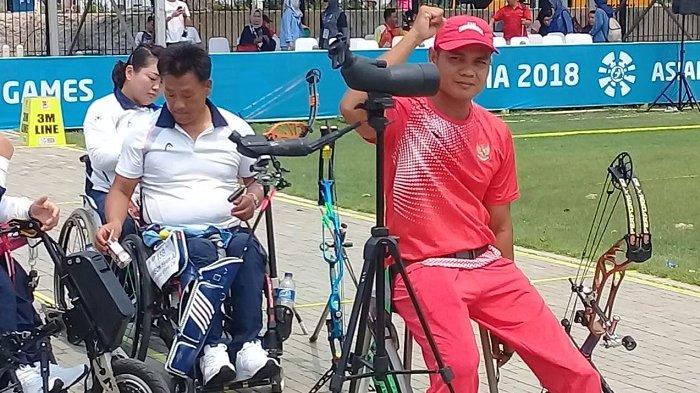 Atlet Kalsel Ini Gagal Rebut Perunggu Usai Dikalahkan Korea Selatan di Asian Para Games 2018